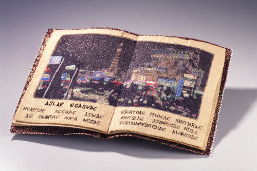A Page From the Book of Las Vegas