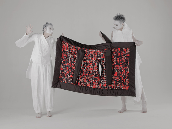 Sleepwalking Quilt